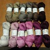 Yummy new yarn from The Plucky Knitter #yarnfumes #swoon