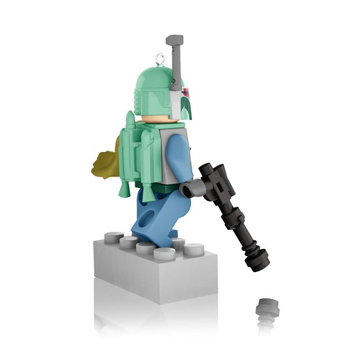 LEGO Star Wars Boba Fett Hallmark Ornament