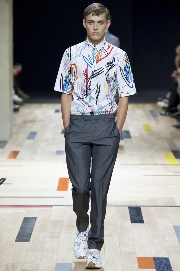 SS15 Paris Dior Homme043_Billy Vandendooren(VOGUE)