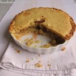 © Rezepte mit Stachelbeeren: Nigel Slater Gooseberry Pie (1)