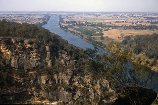 Nepean River from Mt Portal