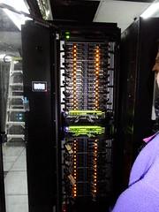 Bienvenido Leftraru – llega nuestro supercomputador