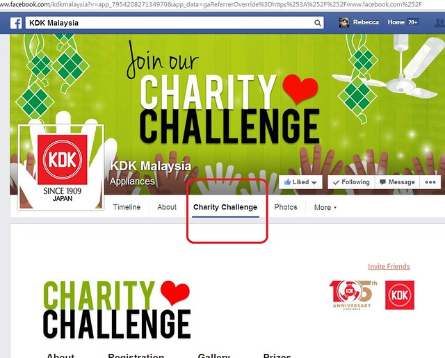 KDK charity challenge