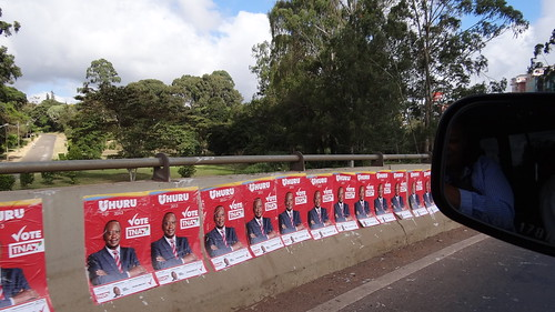 Kenya Election Posters