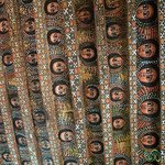 Angel Faces on Ceiling of Debre Birhan Selassie Church - Gondar, Ethiopia