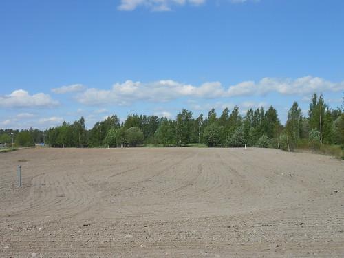 Peltonäkymä, Pohjois-Tapiola Espoo 26.5.2014