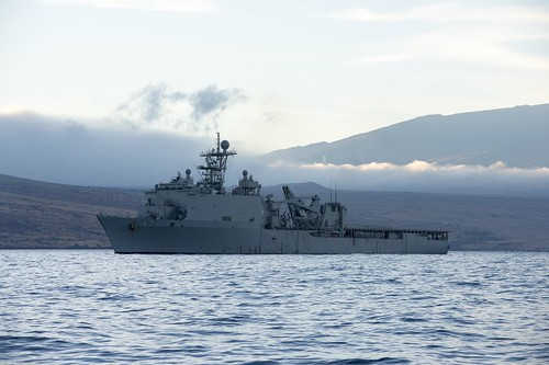 ABU DHABI, United Arab Emirates (NNS) -- USS Rushmore (LSD 47) arrived in Abu Dhabi for a scheduled port visit.