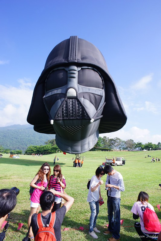 Photo with Darth Vader