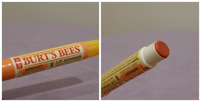 Burt's Bees NEW 100% Natural Hydrating Lip Balm Coconut & Pear Shimmers Grapefruit  Apricot australian beauty review ausbeautyreview blog blogger honest swatch pretty beautiful drugstore cosmetics healthy priceline 2