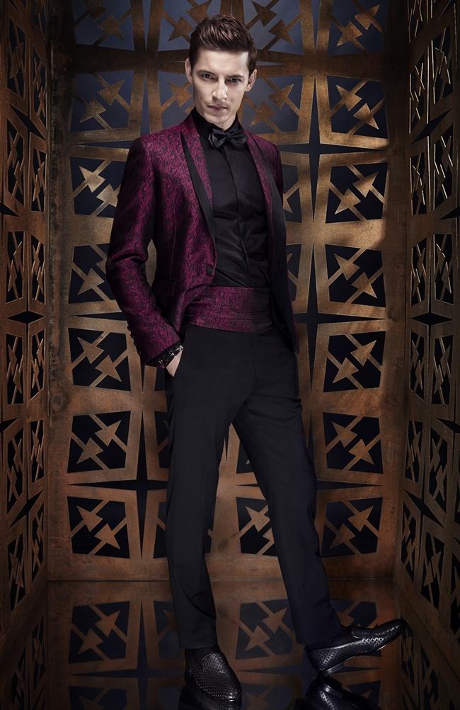 7 Roberto Cavalli Menswear SS14