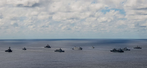 Multinational Task Force Arrives for RIMPAC 2014