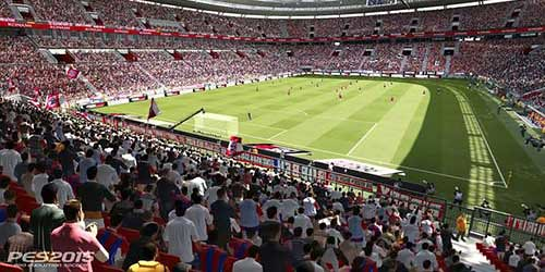 PES 2015 gets a new trailer