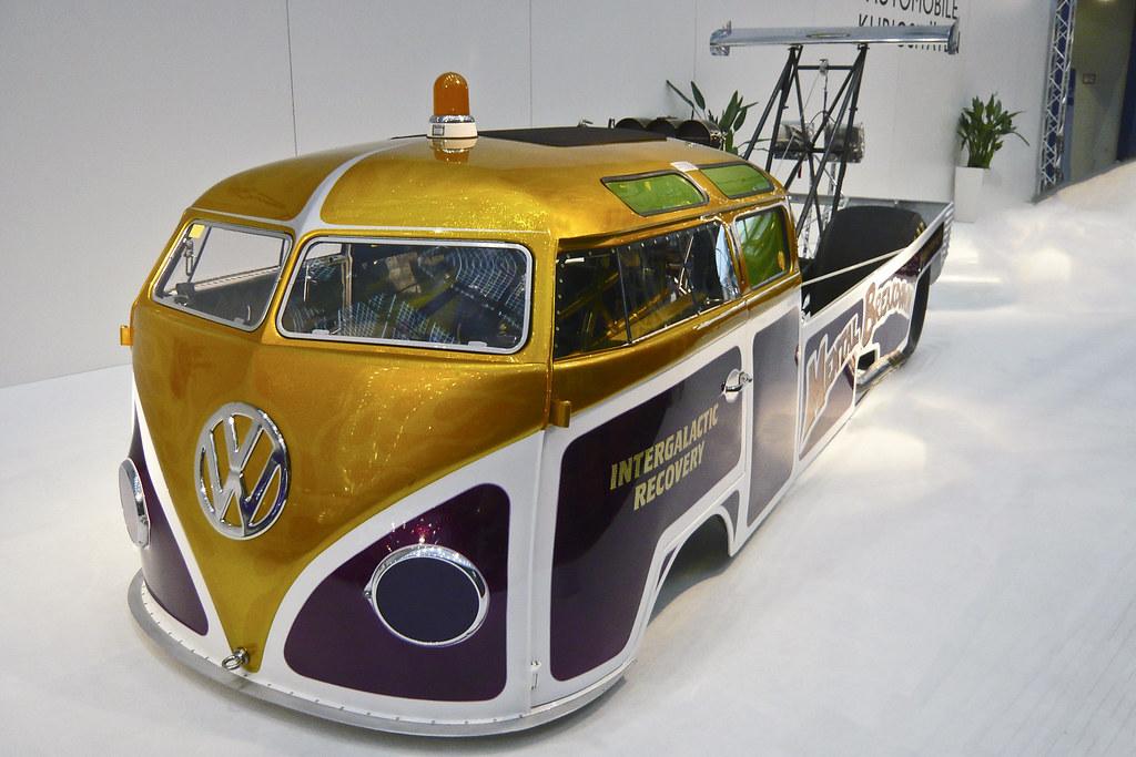 Volkswagen Typ 2 T1 Hot Rod drag racer 1965 (1070637)