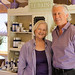 Elizabeth and Roger Inman of Purple Adobe Lavender Farm in Abiquiu, N.M.