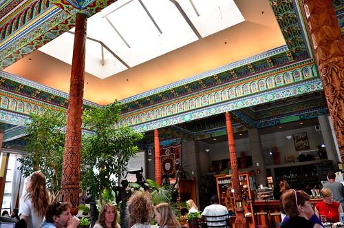 Boulder Dushanbe Teahouse