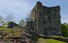 Peveril Castle Keep II