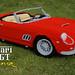 LEGO Ferrari 250 GT California by TheBrickMan