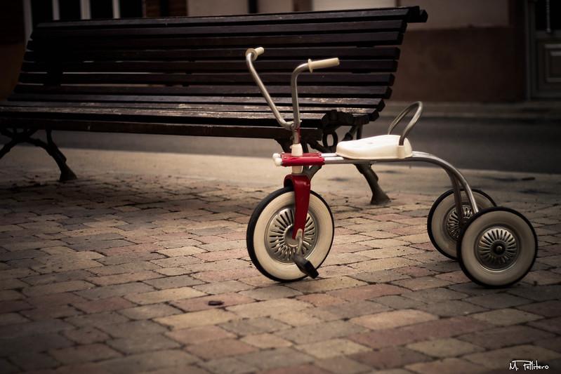 El triciclo que todos tuvimos