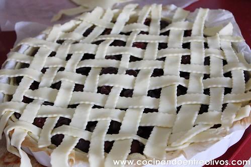 Tarta de picotas www.cocinandoentreolivos (10)