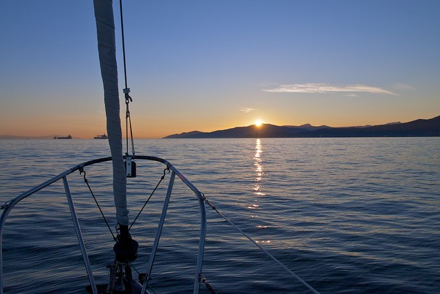 Sunset Sailboat Cruise