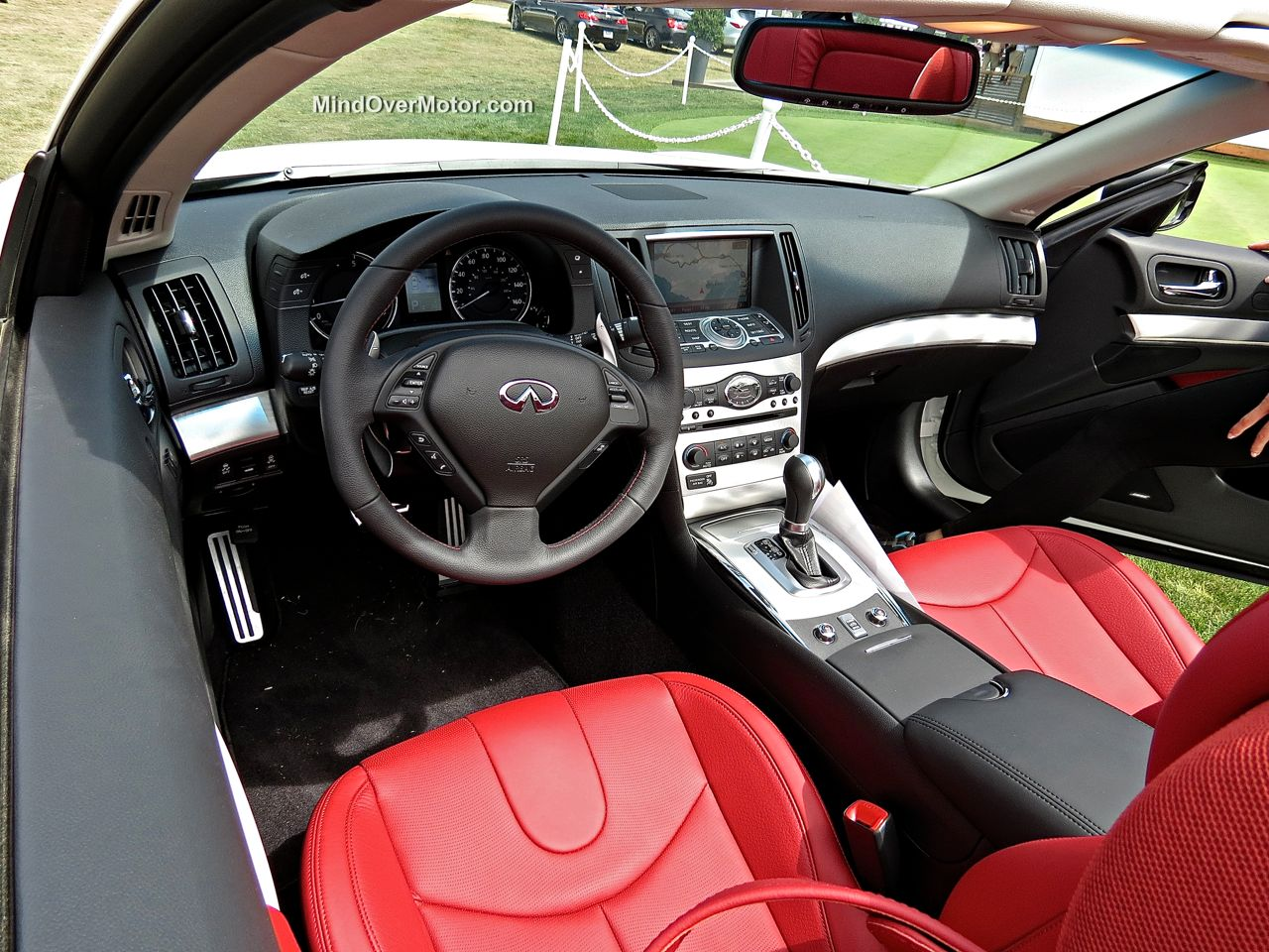 2014 Infiniti Q60 Ipl Convertible Reviewed Grade C Mind Over Motor