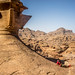 Top of the Monastery, Petra by peretzp