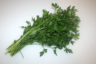 09 - Zutat Petersilie / Ingredient parsley