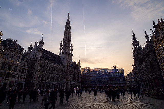 day 3 brussel grand place 3