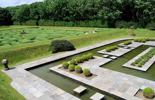 Balfour Castle Water Garden