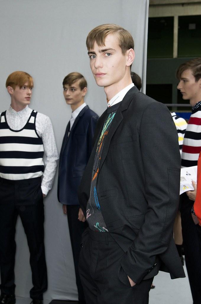 SS15 Paris Dior Homme246_Linus Wordemann, John Meadows, Ben Allen(fashionising.com)