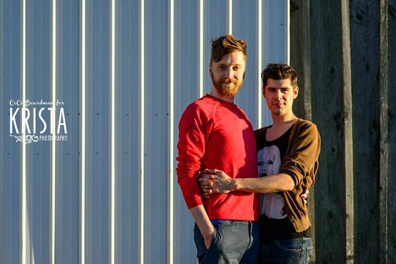 Newburyport Engagement Portrait Session