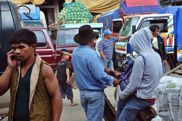La Trinidad  Vegetable Market 9