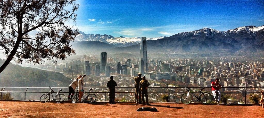 Estos Son Los Barrios Más Lindos De Santiago de Chile
