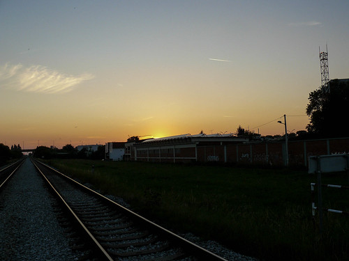 jug sumrak čakovec