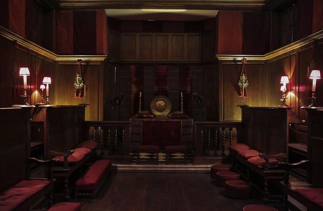 Ham House- Chapel