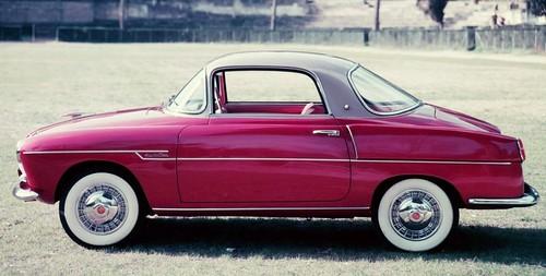 Fiat 600 coupé Viotti bb