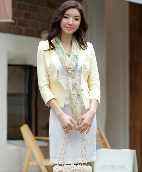 Cách quàng khăn ĐẸP như Hàn Quốc cho Nam/Nữ mà đơn giản 7