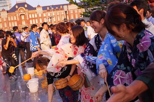 Marunouchi de Uchimizu project 06