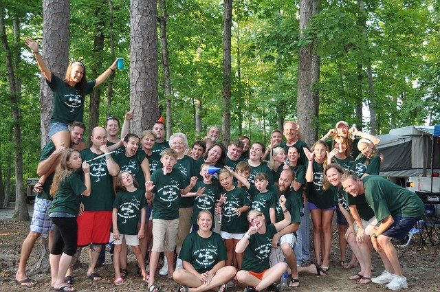 Four Generations of Campers! by Jen Carr