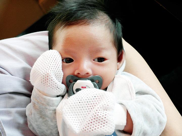 baby Zayer 3