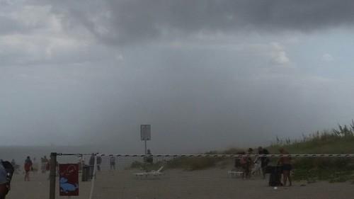 Ferragosto con tempesta di sabbia by meteomike