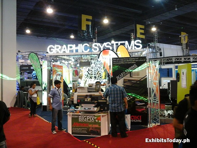Graphic Systems Trade Show Display