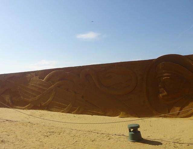Sculpures sur sable Disney - News Touquet p.1 ! 14770248430_8a1ec72933_z