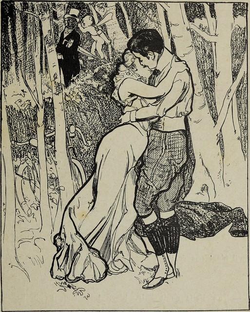 """Image from page 56 of """"Images galantes et esprit de l'etranger: Berlin, Munich, Vienne, Turin, Londres"""" (1905)"""