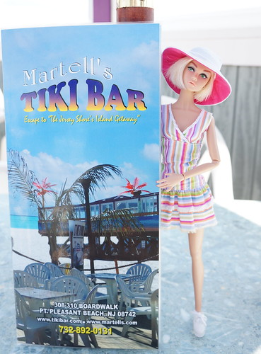 Lunch at the Tiki Bar