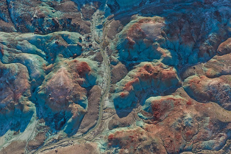 Colored Hills - Arches National Park