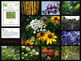 July Garden 2014