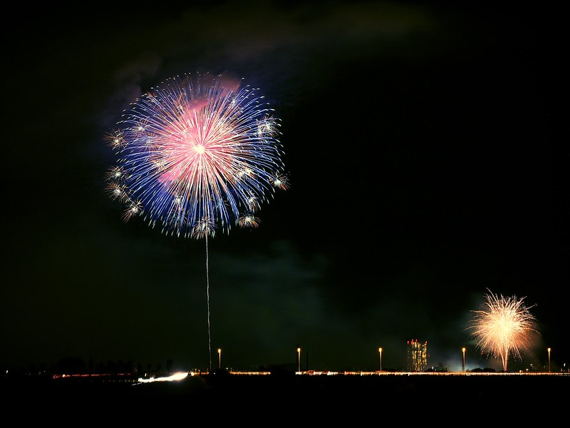 Okazaki Fireworks 2014 #12