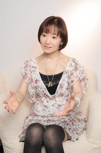 140802(1) -《聲優道》長篇專訪「國府田マリ子」第3回完結篇:教你保持好聲音~睡不著就吃!吃到飽就睡!