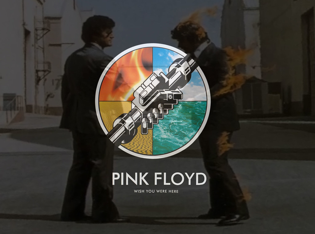 Here S A Wallpaper I Made Pubattlegrounds: Pink Floyd Wish You Were Here Wallpaper